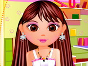 Dora Hair Cut