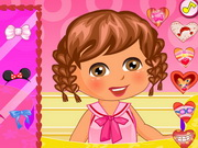 Dora Hair Salon Games