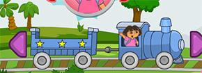Dora treno espresso Game