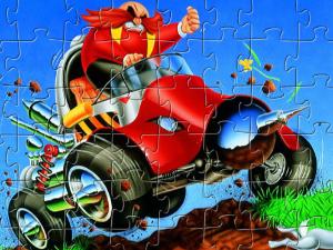 Dr Eggman Puzzle