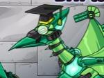 Robot Dr Ptera Dino