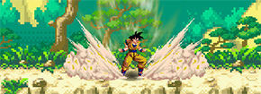Dragon Ball Fierce Fighting 2.9 Game