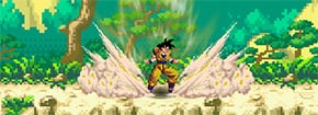 Dragon Ball luta feroz 2,9 Game