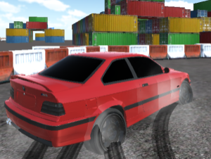 Cảng 3D Drift Runner