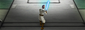 Duello Azione Lightsaber Battle Game