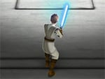 Duel action Lightsaber bataille
