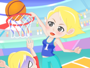 Dunk Girl Dressup
