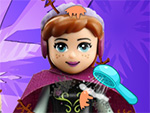 Elsa e Anna Lego