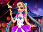 Elsa Anime DressUp