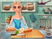 Torta de maçã Elsa