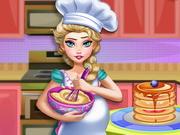 Pancake di cottura Elsa
