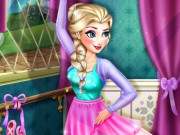 Elsa Ballet Repetition