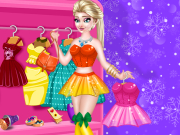 Σχεδιαστής φόρεμα Elsa