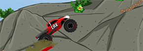 Extreme Stunt Truck Game