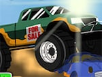 Estrema Stunt Truck