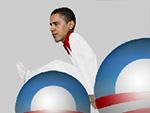 La caída de Obama