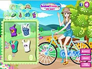 Fashion Bike Ride