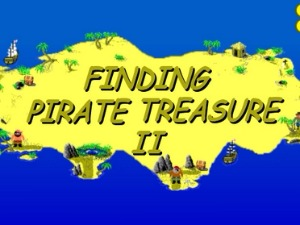 Trouver le Pirate Treasure 2