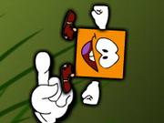 Balance des doigts