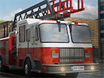 Dash Fire Truck Parking 3D