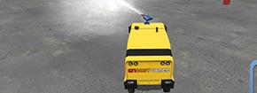 Bombero de Rush Truck 3D Game