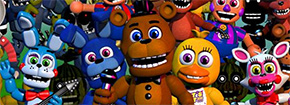 Five Nights at Freddys World Game