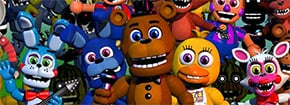 Freddys World Beş Gece Game