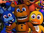 Cinco Noches en Freddys Mundial