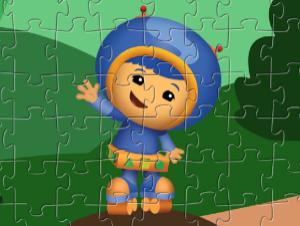 Geo Umizoomi Puzzle