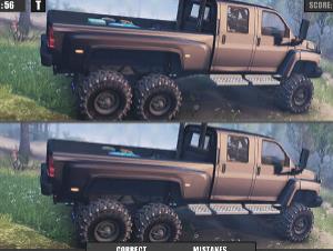 GMC teherautók különbségek