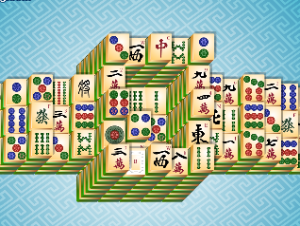 Great Mahjong parede