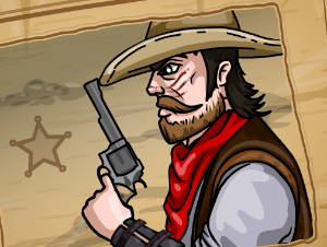 bala vaquero