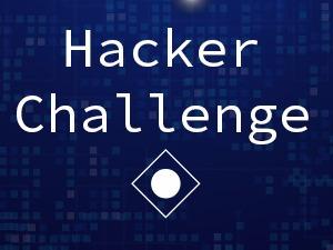 Hacker Herausforderung
