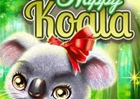 Glücklicher Koala