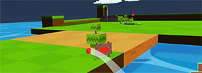 Hit Golf 3D Game