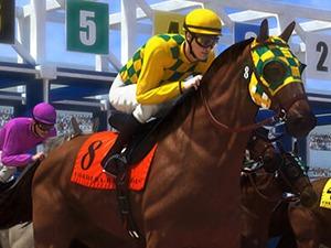 Las carreras de caballos