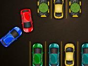 Hotelowy parking samochodowy