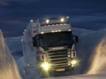 Ice Road Truckers lettere nascoste