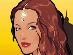 Indian Beauty Make Up jeu