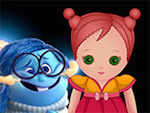 Inside Out Baby-Riley-Dress Up