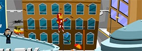 Ironman Stark Tower Game