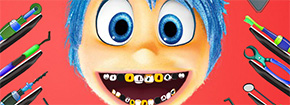 Inside out Joy Tooth Probleme Game