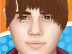 Justin Bieber Ekte hårklipp