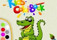 Kids Color Book Online