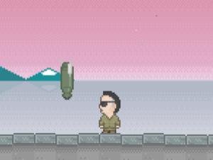 Kim Jong Nuke Problemas
