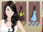Korean Girl Dressup