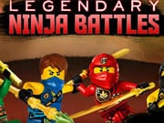 Legendariska Ninja Battles