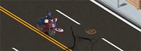 Lego Avengers Captain America Game