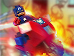 Lego Vendicatori Capitan America