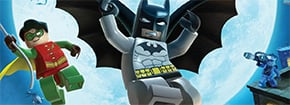 Lego héroe Batman DC Game